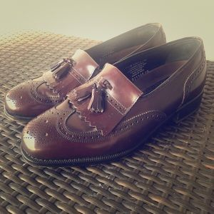 Florsheim Loafer Tassel Dres Men Shoe 7.5